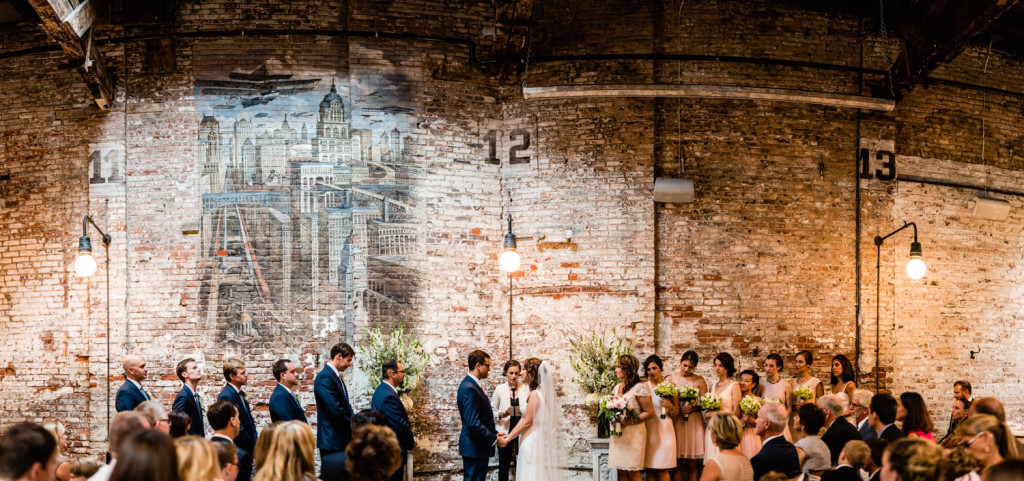 Wedding at Houston Hall NYC