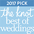 The Knot Best of Weddings 2017 - Wedding Photographer