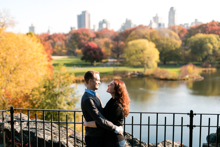 Central Park NYC engagement photos by Casey Fatchett - fatchett.com