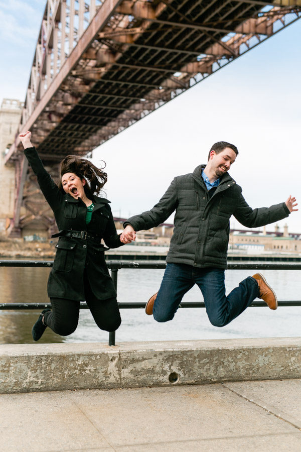Astoria Park engagement photos by Casey Fatchett - fatchett.com