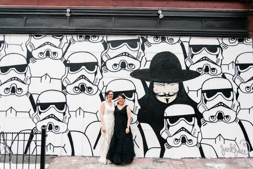 nerd wedding photographer