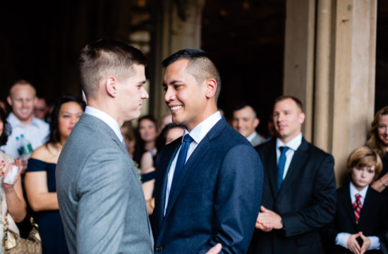 same sex wedding photographer